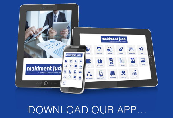 Download our app...
